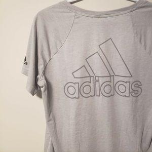 Adidas v-neck